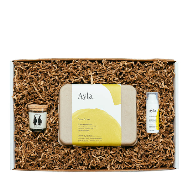 Ayla Gift Box - Bathe
