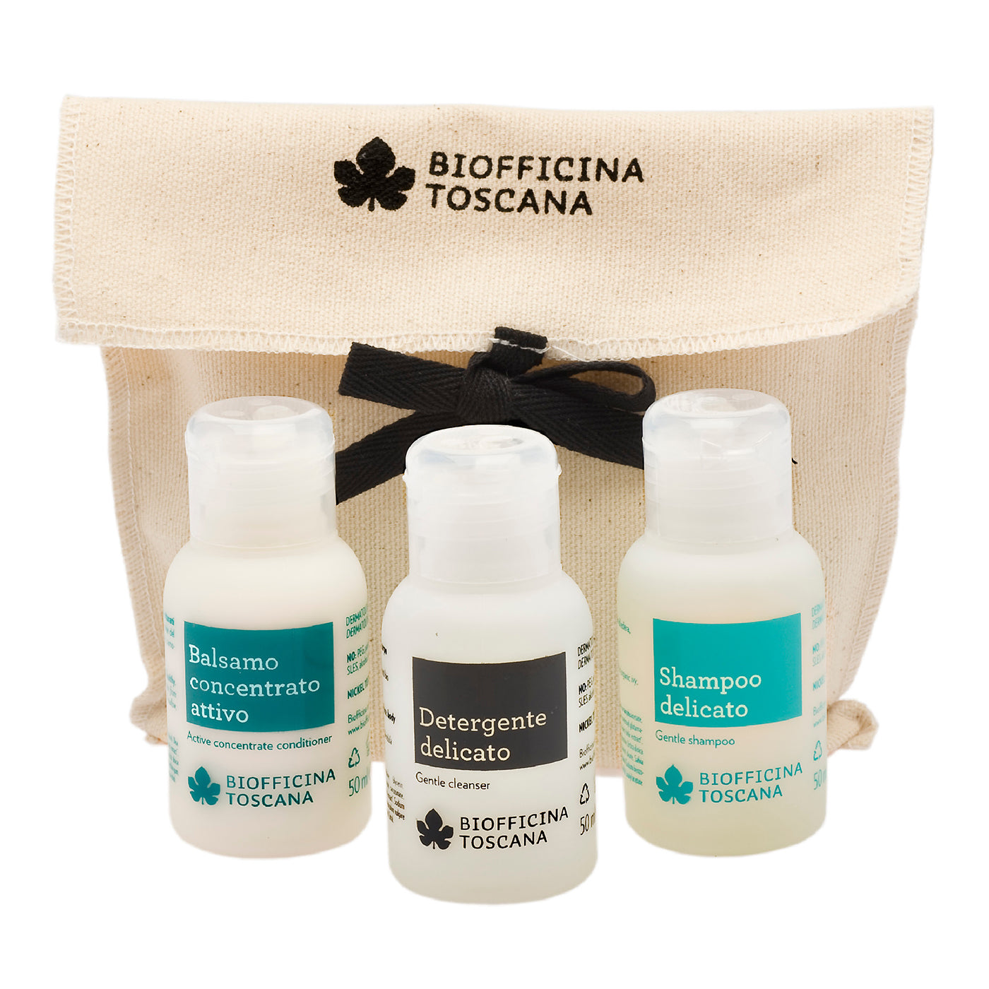 Biofficina Toscana Travel Kit