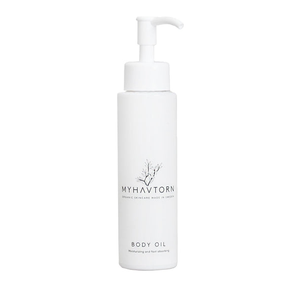 MyHavtorn Organic Body Oil