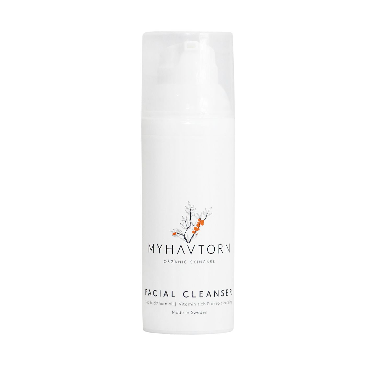 MyHavtorn Organic Facial Cleanser