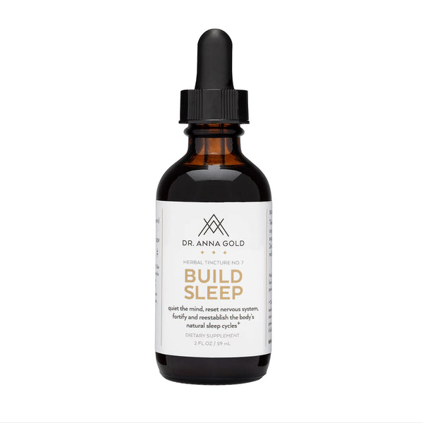 Dr. Anna Gold Build Sleep Tincture