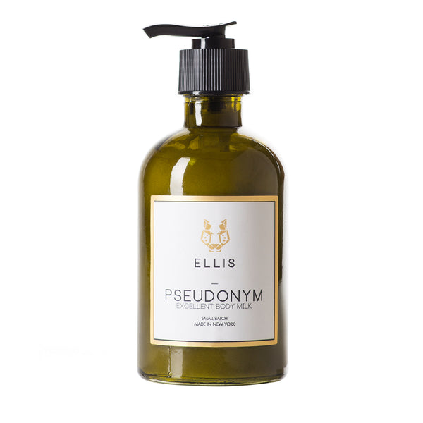 Ellis Brooklyn Body Milk - Pseudonym 8oz