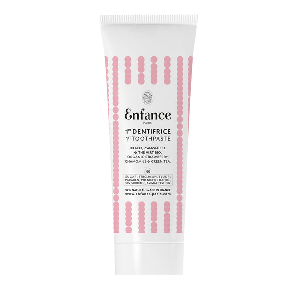 Enfance Paris First Toothpaste 1.69oz