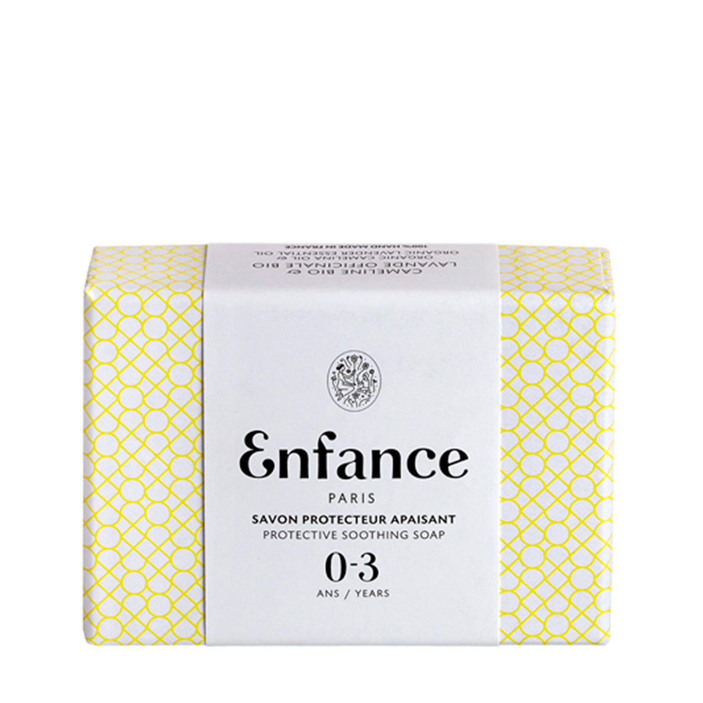 Enfance Paris Protective Soothing Soap 0-3 Years