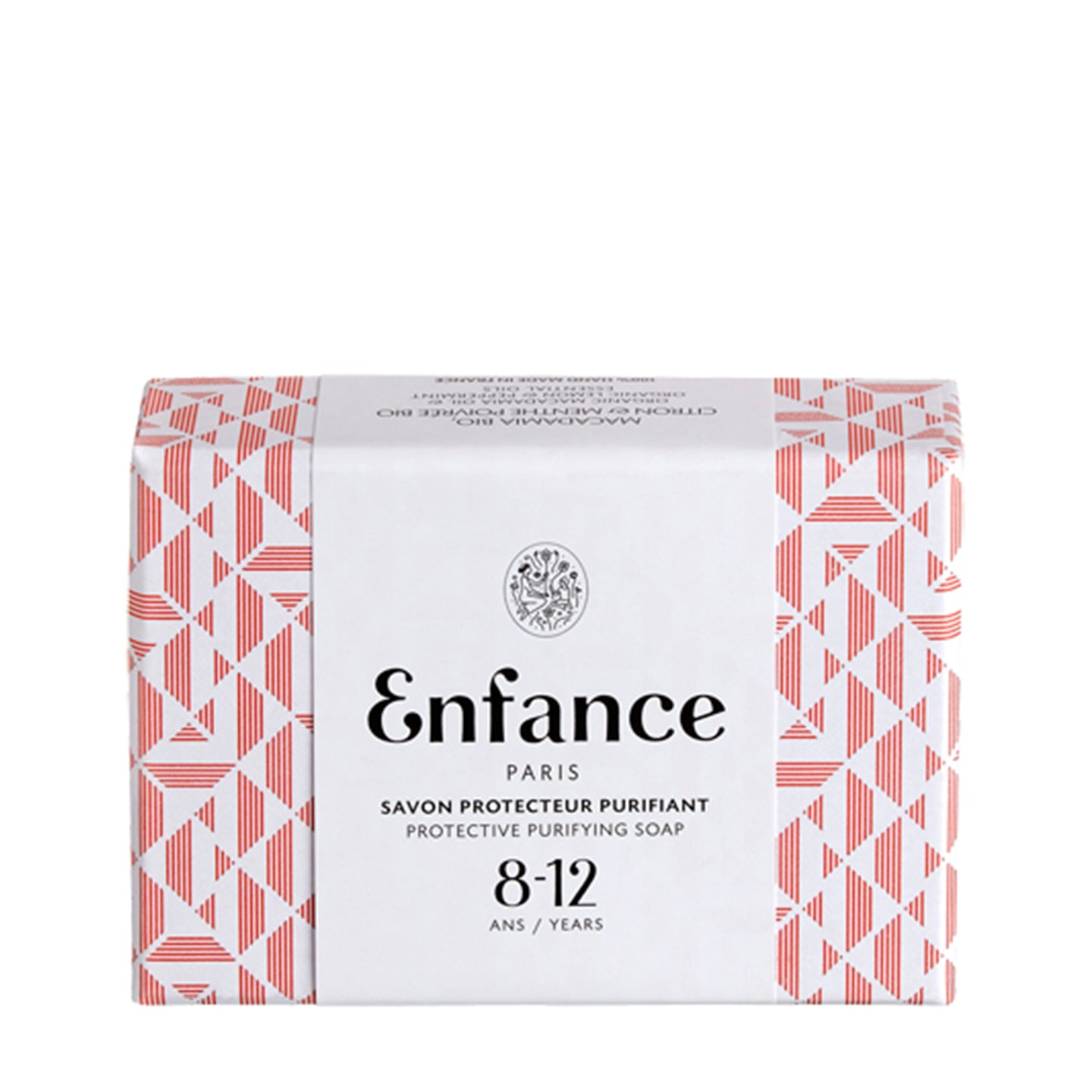 Enfance Paris Protective Invigorating Soap 8-12 Years