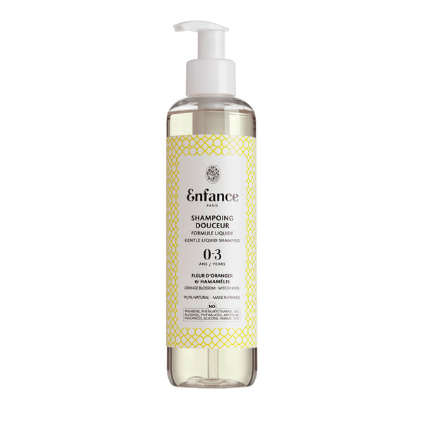 Enfance Paris Gentle Liquid Shampoo 0-3 Years 8.5oz 20475629437039