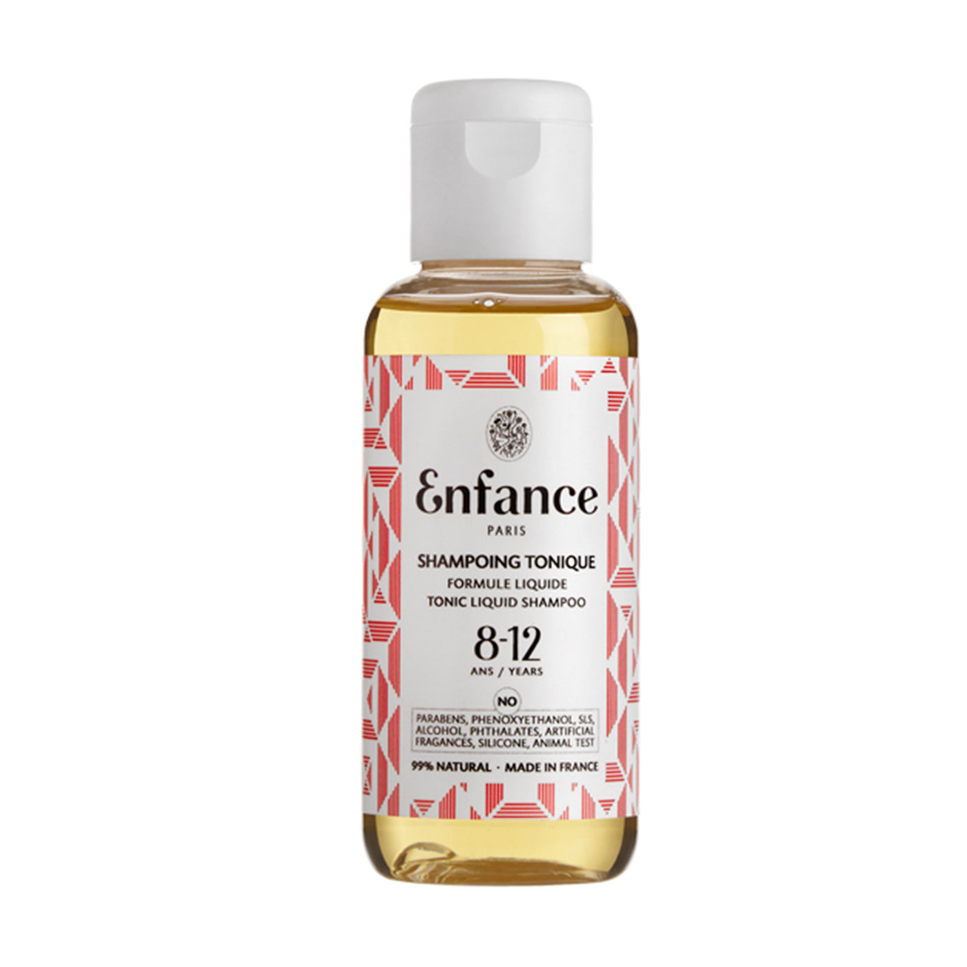 Enfance Paris Tonic Liquid Shampoo 8-12 Years 20475888500847