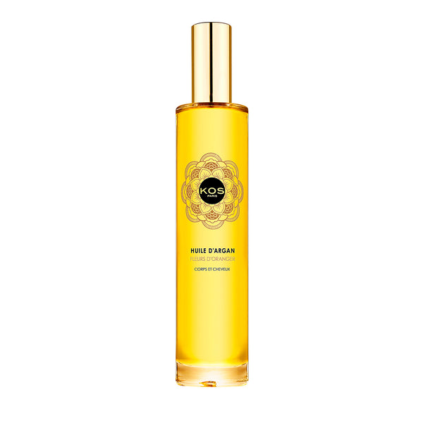 KOS Paris Orange Blossom Argan Oil for Body & Hair
