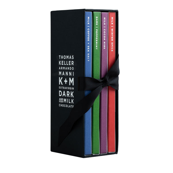 K+M Extravirgin Chocolate - 2019 Holiday Gift Box
