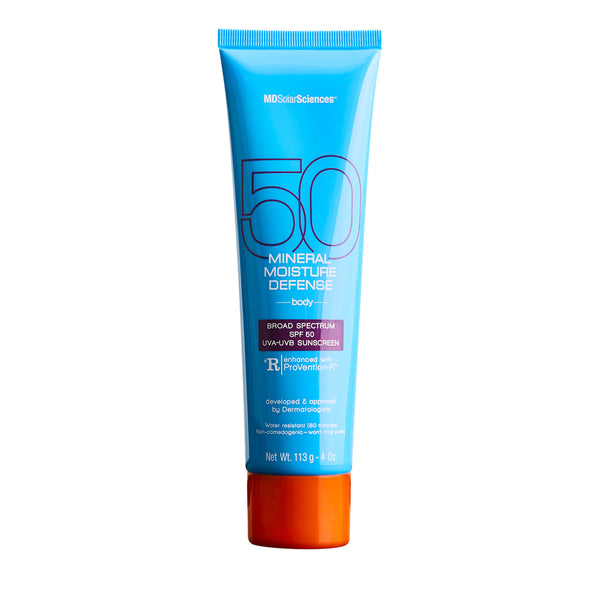 MDSolarSciences Mineral Moisture Defense SPF 50 4oz