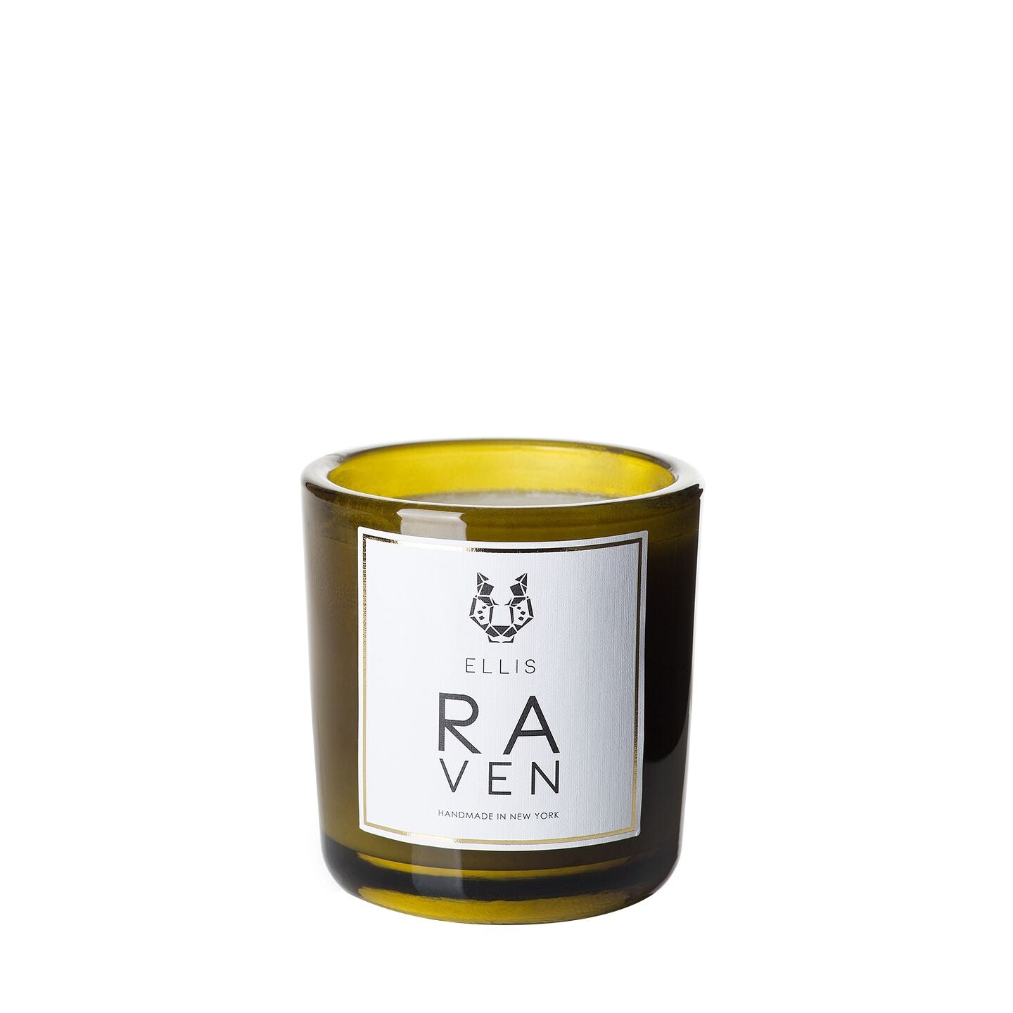 Ellis Brooklyn Scented Candle - Raven
