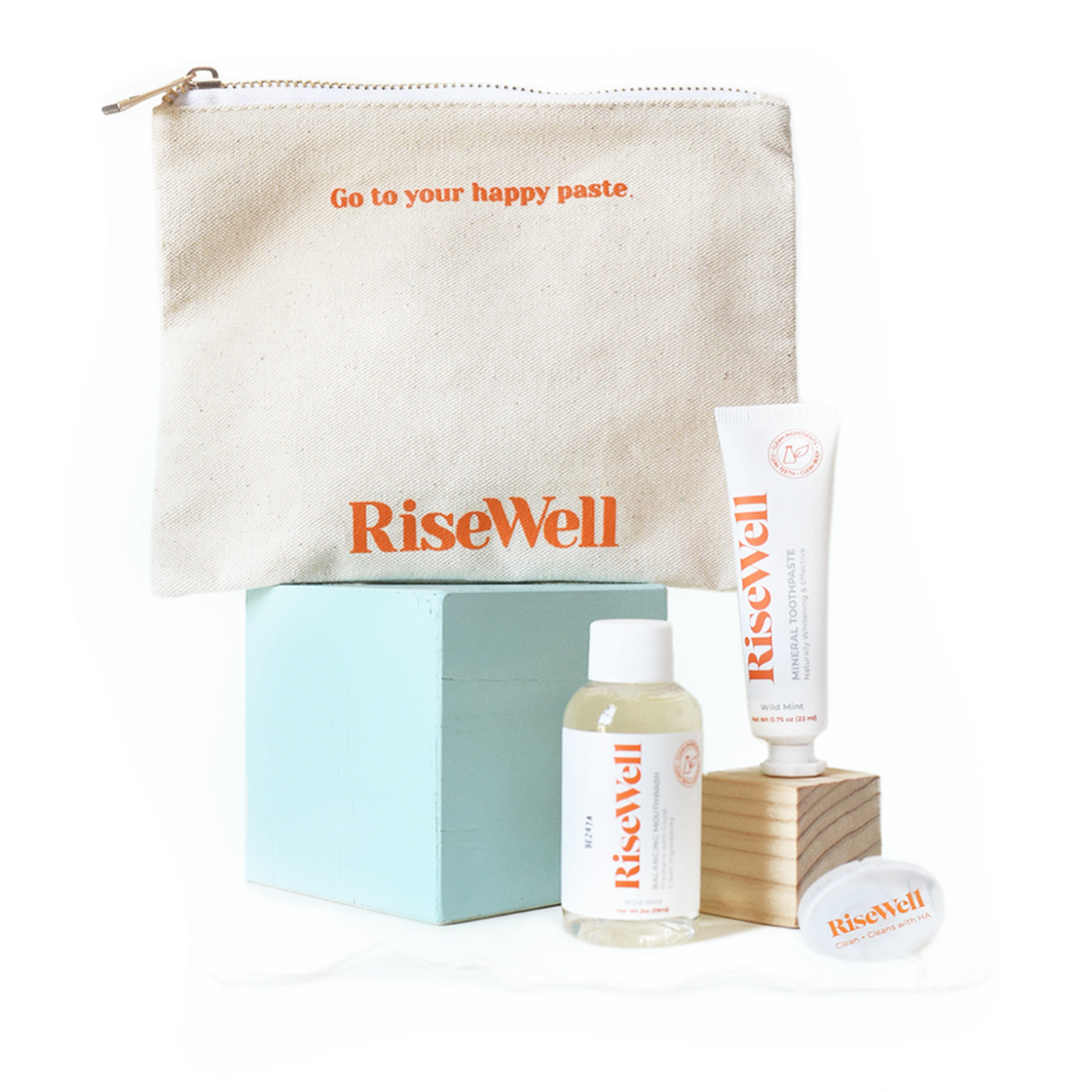 RiseWell Travel Kit