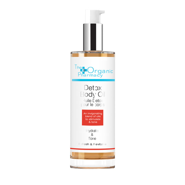 The Organic Pharmacy Detox Cellulite Body Oil