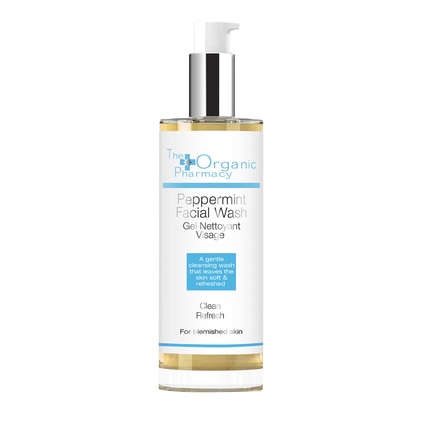 Organic Pharmacy Peppermint Face Wash