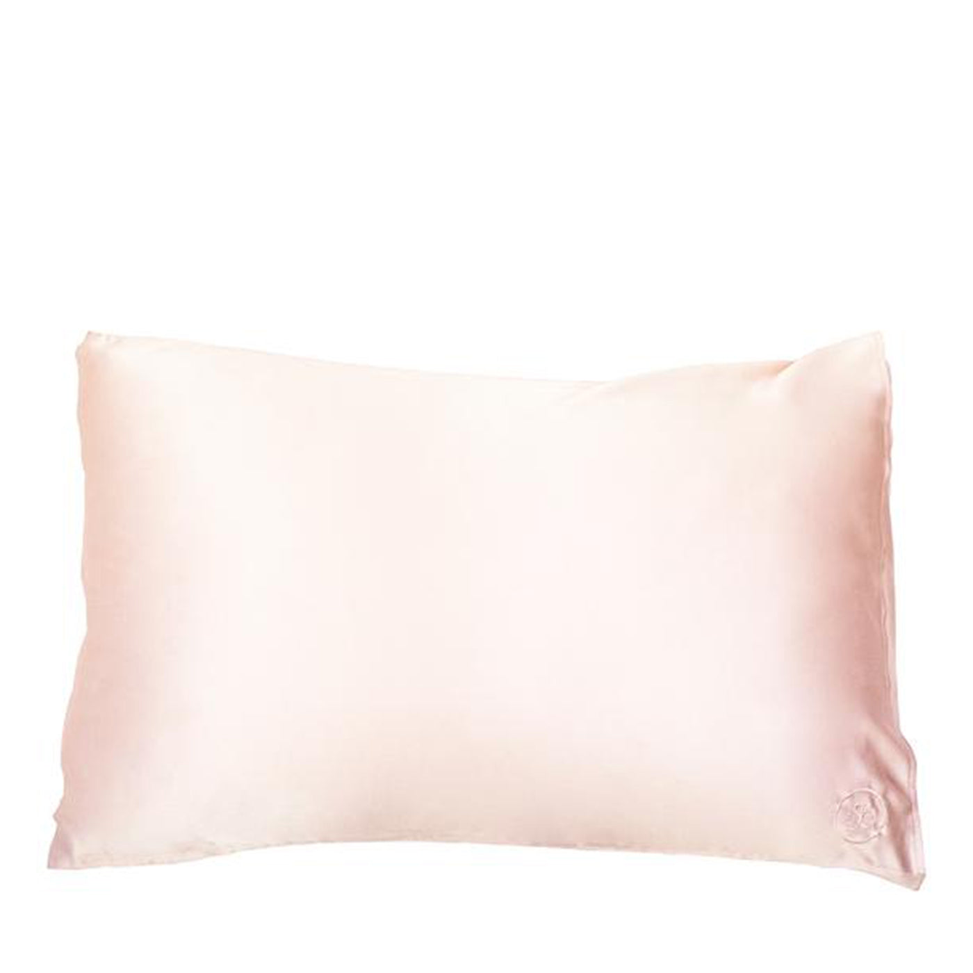 The Goodnight Co Silk Pillowcase Blush