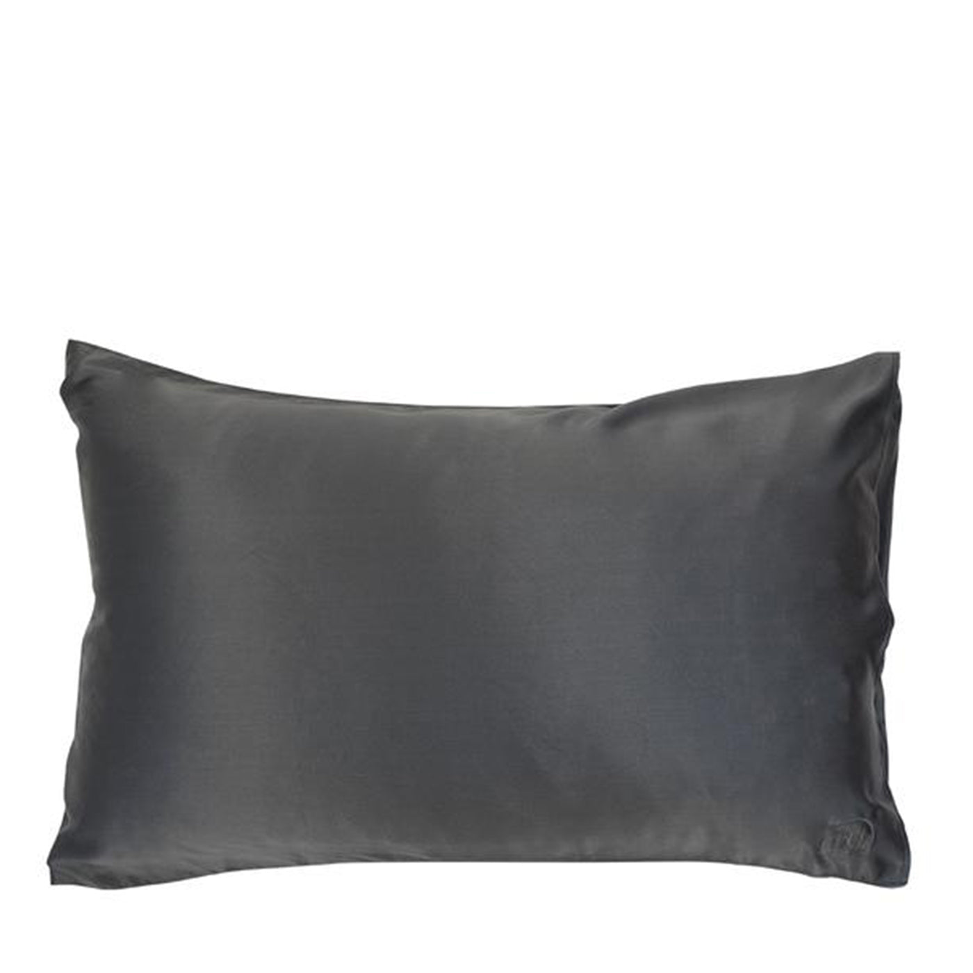 The Goodnight Co Silk Pillowcase Charcoal