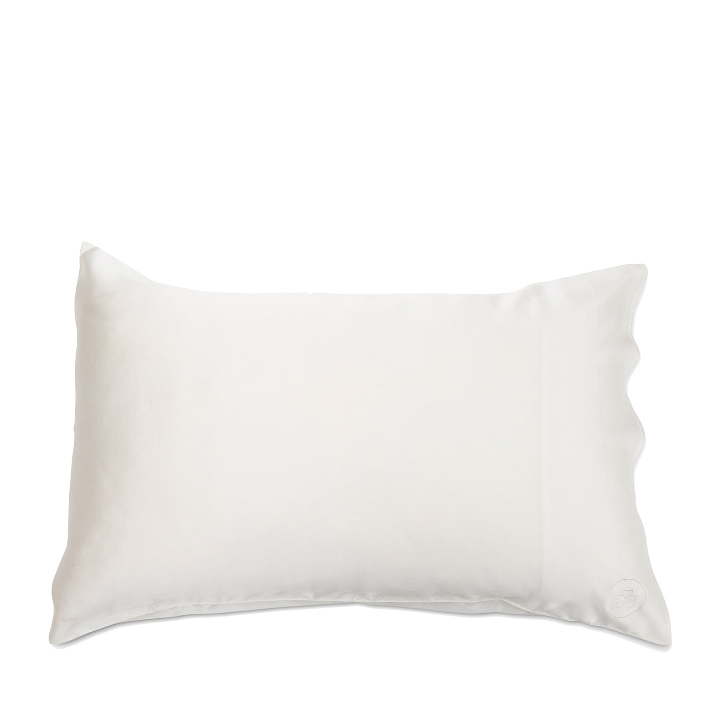 The Goodnight Co Silk Pillowcase Natural