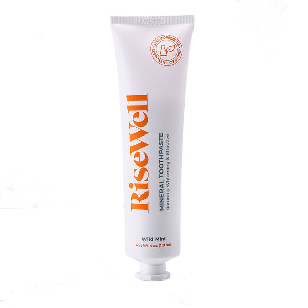 RiseWell Mineral Toothpaste