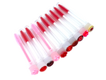 Mixed Red/Pink Eyelash Wands with cover