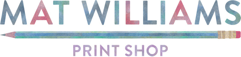 Mat Williams Illustration Shop