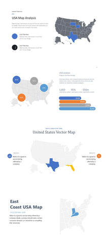 {PowerPointEasy}-{Vector map}-{Country}-{USA (United States of America)}-Slide5-8