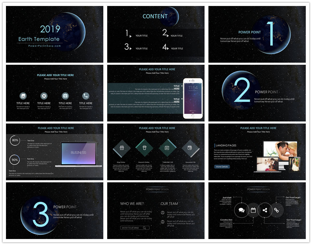 {PowerPointEasy}-{Templates}-{Top 10 Popular Science Fiction Powerpoint Templates of 2019}-{bundles}-slide4