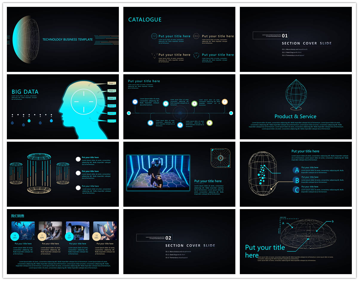 {PowerPointEasy}-{Templates}-{Top 10 Popular Science Fiction Powerpoint Templates of 2019}-{bundles}-slide16