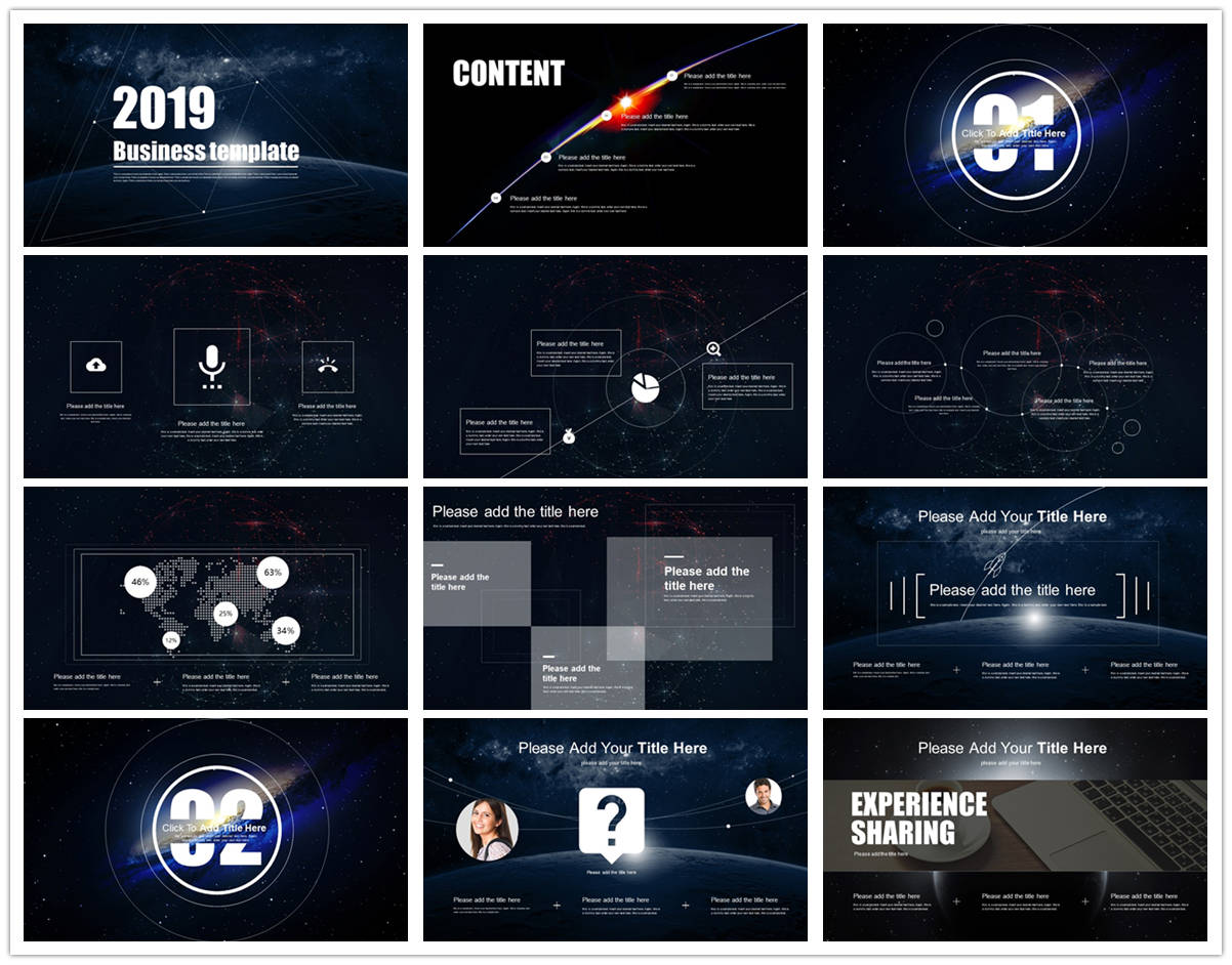 {PowerPointEasy}-{Templates}-{Top 10 Popular Science Fiction Powerpoint Templates of 2019}-{bundles}-slide14