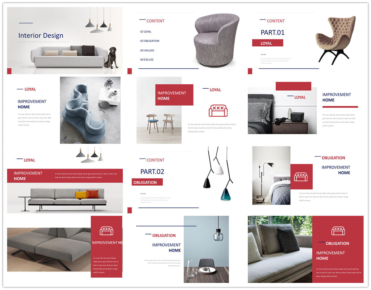 {PowerPointEasy}-{Templates}-{The Best 7 Interior Design Powerpoint Templates}-{bundles}-slide7
