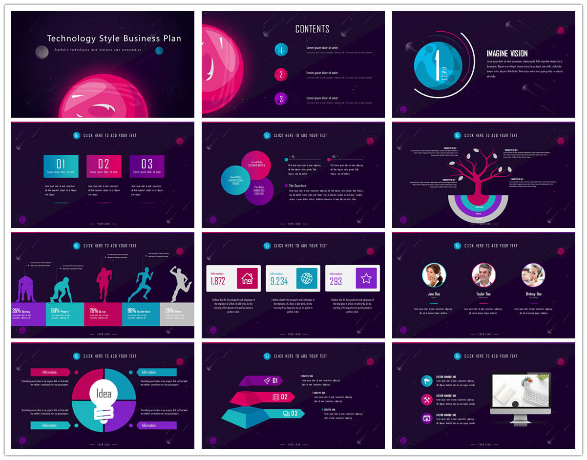 {PowerPointEasy}-{Templates}-{Top 10 Popular Science Fiction Powerpoint Templates of 2019}-{bundles}-slide12