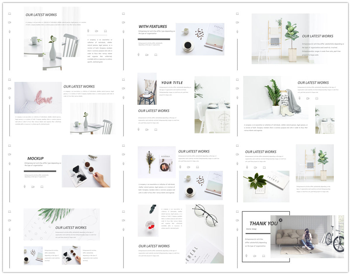 {PowerPointEasy}-{Templates}-{The Best 7 Interior Design Powerpoint Templates}-{bundles}-slide12