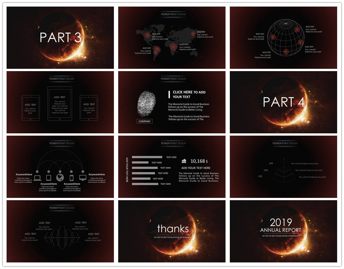 {PowerPointEasy}-{Templates}-{Top 10 Popular Science Fiction Powerpoint Templates of 2019}-{bundles}-slide6