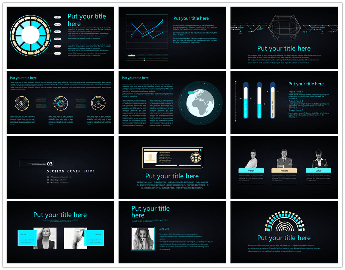 {PowerPointEasy}-{Templates}-{Top 10 Popular Science Fiction Powerpoint Templates of 2019}-{bundles}-slide17