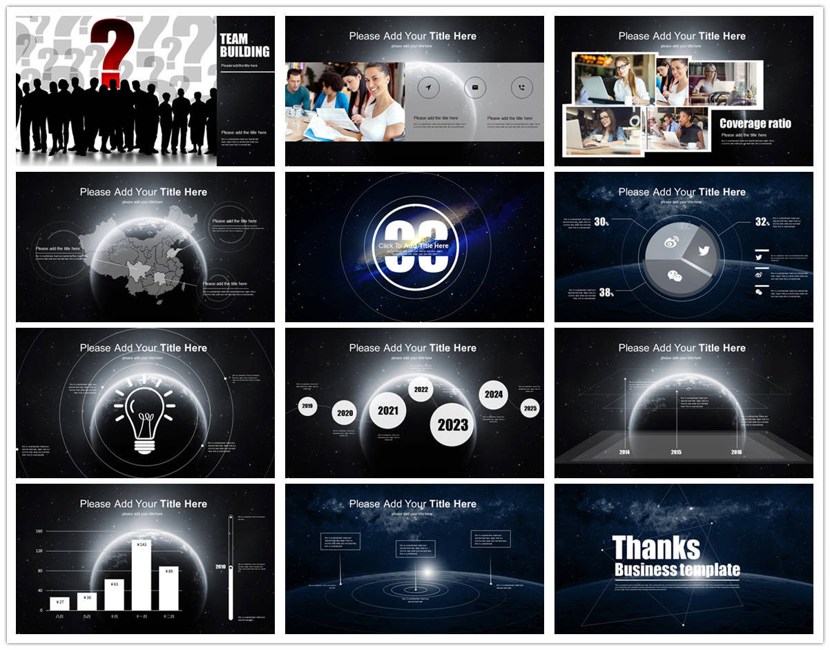 {PowerPointEasy}-{Templates}-{Top 10 Popular Science Fiction Powerpoint Templates of 2019}-{bundles}-slide15