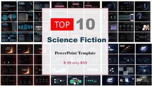 Top 10 Science Fiction Powerpoint Templates of 2019 - PowerPointEasy
