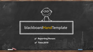 Hand drawn PowerPoint Template