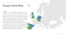 Load image into Gallery viewer, Europe vector map Powerpoint - PowerPointEasy