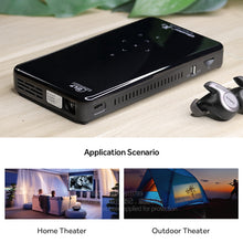 Load image into Gallery viewer, MINI Projector X2, LED Portable Projector