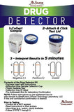 Drug Detectors - 14 Panel Drug Detector Urine Drug Test W/ FREE Lab Confirmation