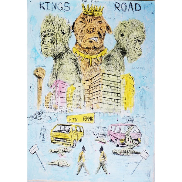 Sifiso Temba 'Kings Of The Road'