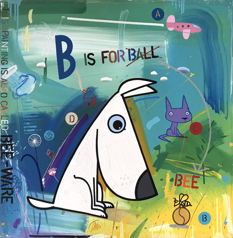 David Kuijers 'B is for Ball' C
