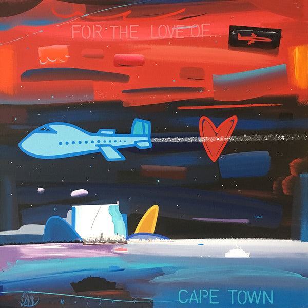 David Kuijers 'For the Love of Cape Town' C