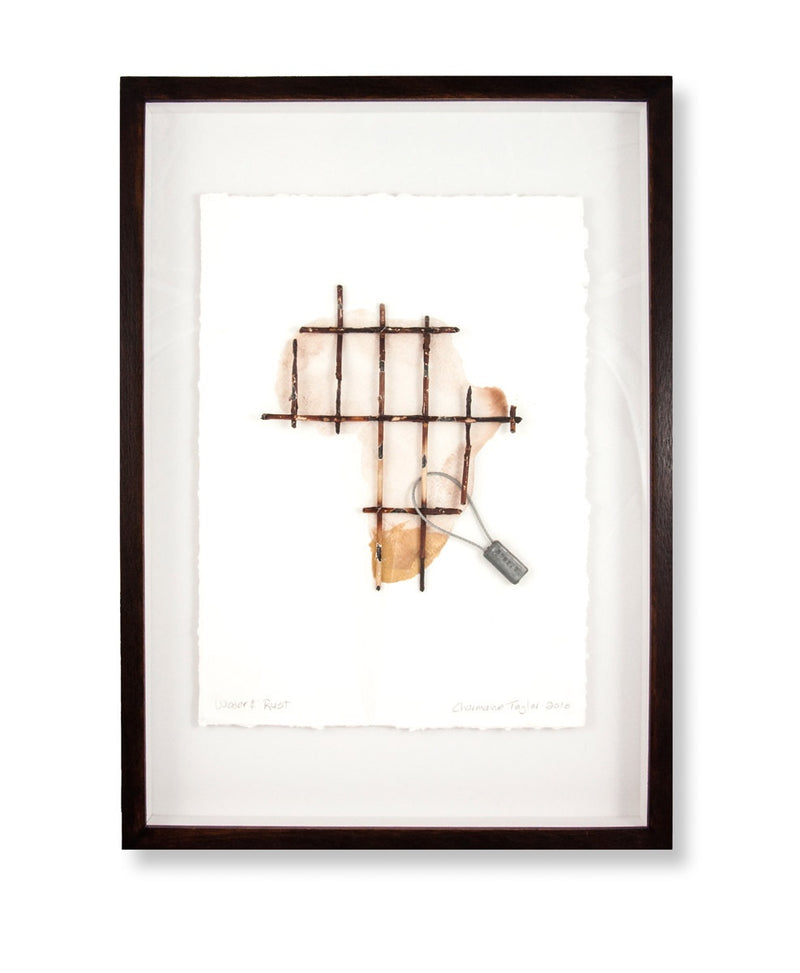 Legacy Collection Water & Rust Framed small Limited Edition # 6279 C