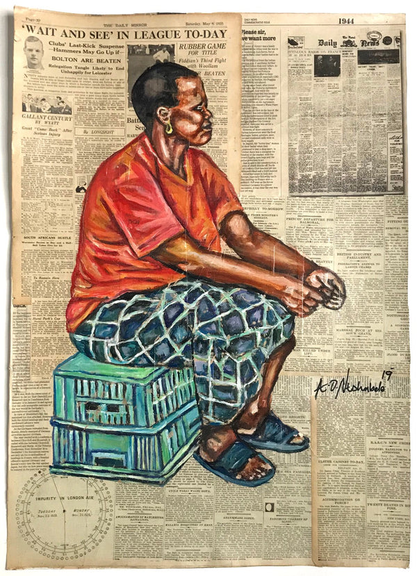 Andrew Ntshabele 'Greater Prospects VIII'