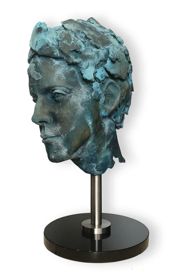 Adriaan Diedericks Sculpture 'Young Male'