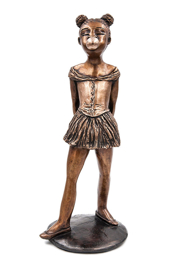 Maureen Visage Bronze Sculpture 'Little Dancer ' C