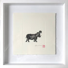 Shui-Lyn White Wildlife Monoprint Collection