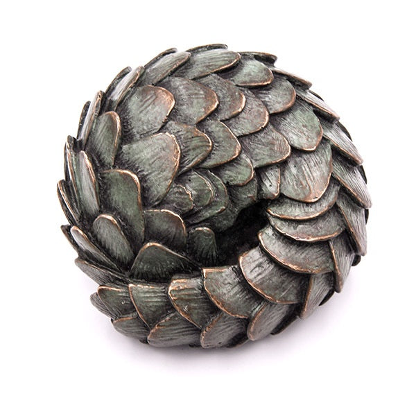 Ithusi Art Collection Bronze Pangolin