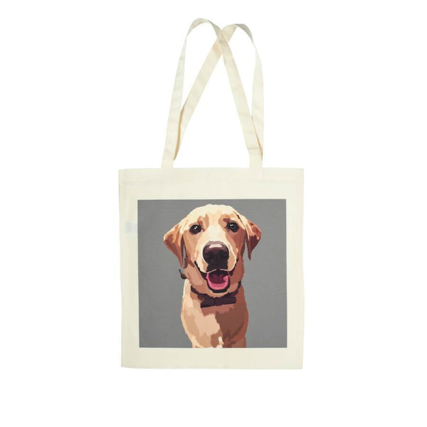 animal tote bag print