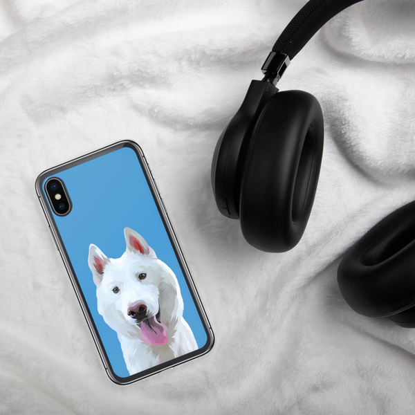 custom husky iphone case